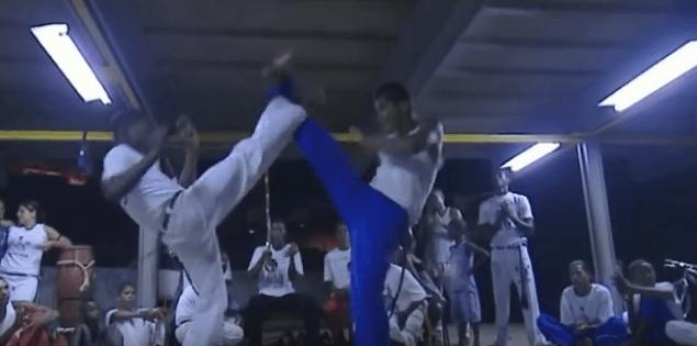 Photo  Capoeira, les guerriers de la danse