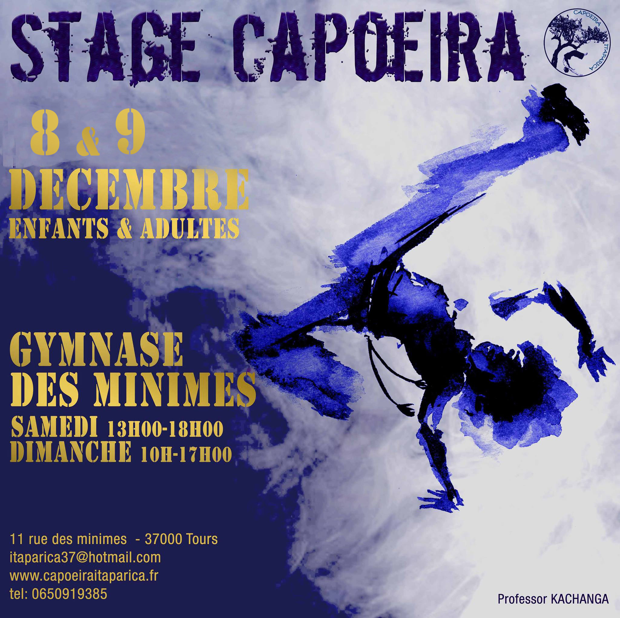 Photo Stage D'hiver Capoeira Itaparica